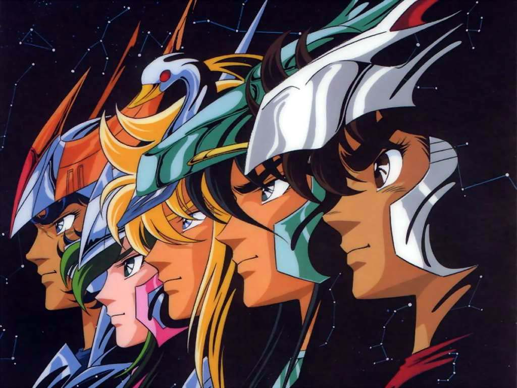 Saint Seiya Wallpapers Anime Manga Kawaii Papier Peint